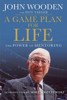 A Game Plan for Life av John Wooden og Don Yaeger (Heftet)