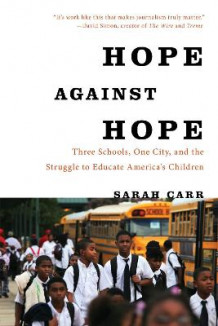 Hope Against Hope av Sarah Carr (Heftet)