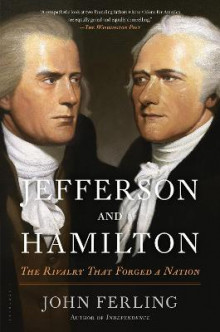 Jefferson and Hamilton av John Ferling (Heftet)