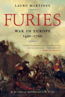 Furies av Lauro Martines (Heftet)