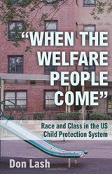 Omslag - When the Welfare People Come
