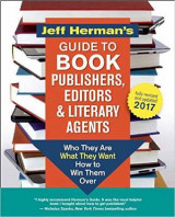 Omslag - Jeff Herman's Guide to Book Publishers, Editors and Literary Agents 2017 (?)