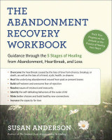 Omslag - The Abandonment Recovery Workbook