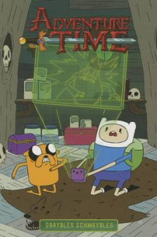 Adventure Time Original Graphic Novel Vol. 5: Graybles Schmaybles av Danielle Corsetto (Heftet)
