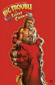 Big Trouble in Little China, Volume 3 av John Carpenter og Eric Powell (Heftet)