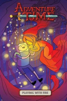 Adventure Time Original Graphic Novel Vol. 1: Playing with Fire av Danielle Corsetto (Heftet)