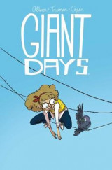 Omslag - Giant Days: Vol. 3