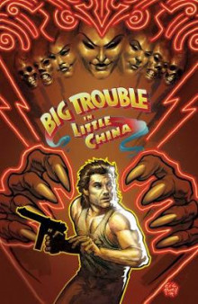 Big Trouble in Little China: Vol. 5 av Fred Van Lente (Heftet)