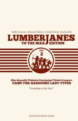 Omslag - Lumberjanes to the Max Vol. 2: Vol. 2