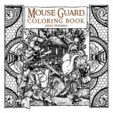 Omslag - Mouse Guard