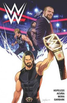 WWE, Volume 1 av Dennis Hopeless (Heftet)