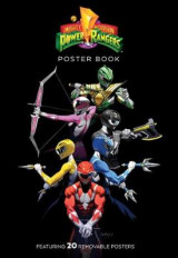 Omslag - Mighty Morphin Power Rangers Poster Book