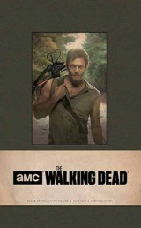 Omslag - Walking Dead Ruled Journal