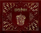 Omslag - Harry Potter: Gryffindor Deluxe Statione