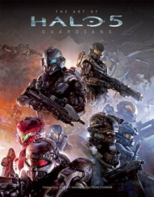 Art of Halo 5: Guardians av Microsoft (Innbundet)