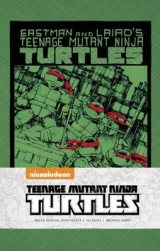 Omslag - Teenage Mutant Ninja Turtles: Classic Hardcover Ruled Journal