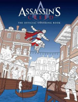 Omslag - Assassin's Creed: The Official Coloring Book