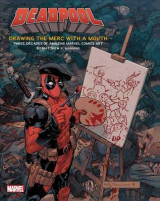 Omslag - Deadpool: Drawing the Merc with a Mouth