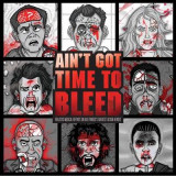 Omslag - Ain't Got Time to Bleed