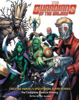 Omslag - Guardians of the Galaxy: Drawing Marvel's Cosmic Crusaders