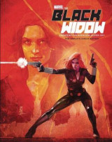 Omslag - Marvel's the Black Widow: Creating the Avenging Super-Spy