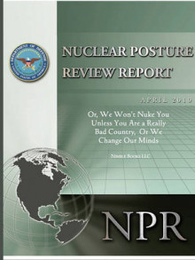 Obama's Nuclear Posture Review av Robert M Gates (Heftet)