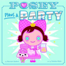 Posey Plans a Party av Harriet Ziefert (Heftet)