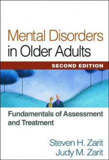 Mental Disorders in Older Adults av Steven H. Zarit og Judy M. Zarit (Heftet)