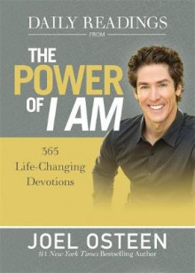 Daily Readings from the Power of I am av Joel Osteen (Innbundet)