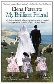 My brilliant friend av Elena Ferrante (Heftet)