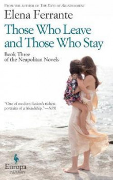 Those who leave and those who stay av Elena Ferrante (Heftet)
