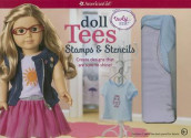 Doll Tees and Tanks: Stencils and Stamps av Emily Osborn (Andre varer)