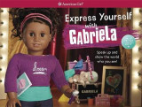 Omslag - Express Yourself with Gabriela
