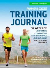 Runner's World Training Journal av Editors of Runner's World Maga (Spiral)