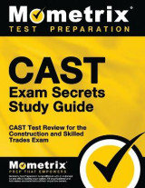 Omslag - CAST Exam Secrets, Study Guide