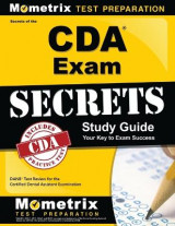 Omslag - Secrets of the Cda Exam Study Guide