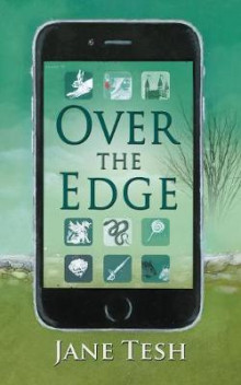 Over the Edge av Jane Tesh (Heftet)