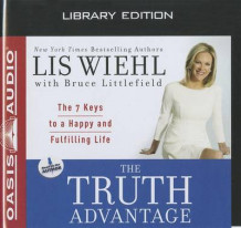The Truth Advantage (Library Edition) av Lis Wiehl og Bruce Littlefield (Lydbok-CD)