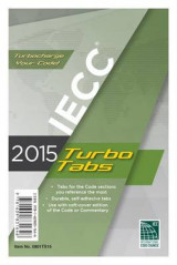 Omslag - 2015 International Energy Conservation Code Turbo Tabs