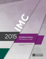 Omslag - 2015 International Mechanical Code