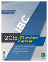 Omslag - 2015 International Building Code Turbo Tabs for Loose Leaf Edition