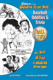 Ripley's Believe It or Not! Baseball Oddities & Trivia - Ball Two! av Tim O'Brien (Heftet)