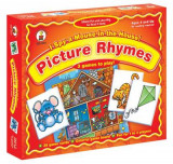 Omslag - I Spy a Mouse in the House! Picture Rhymes Board Game