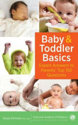 Omslag - Baby and Toddler Basics