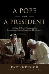 Omslag - A Pope and a President