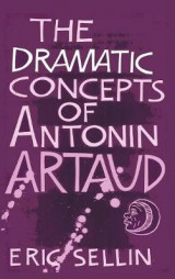 Omslag - The Dramatic Concepts of Antonin Artaud
