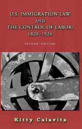 Omslag - U.S. Immigration Law and the Control of Labor