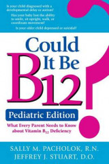 Omslag - Could It Be B12? Pediatric Edition