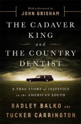 Omslag - The Cadaver King and the Country Dentist