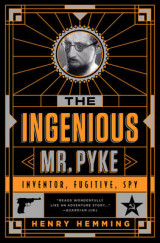 Omslag - The Ingenious Mr. Pyke